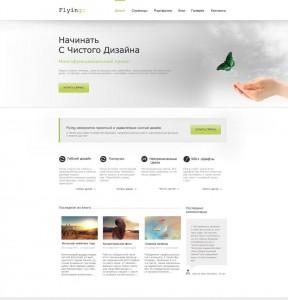 дизайн сайтов и разработка