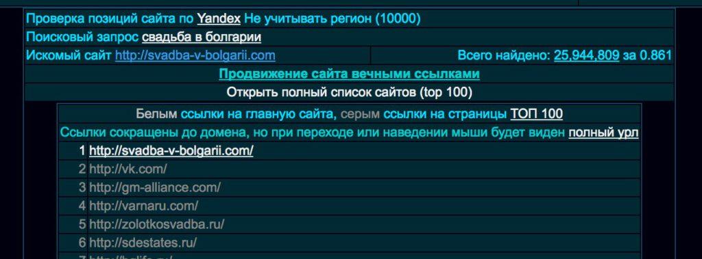 Продвижение сайта по России